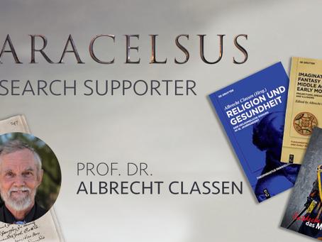 RESEARCH SUPPORTER: PROF. DR. ALBRECHT CLASSEN