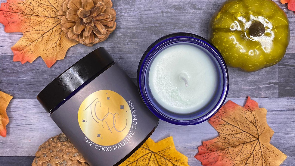 The Coco Pauline Soy Candle