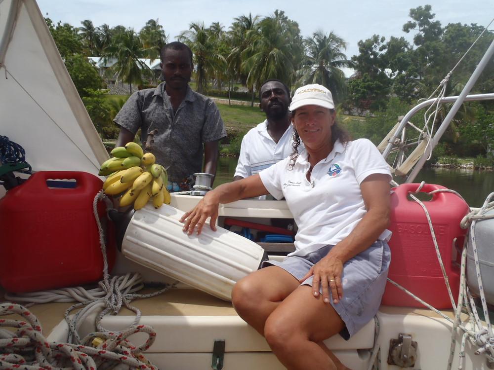 Visiting Haiti