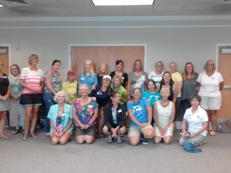 Oceanswatch North America meets the most amazing sailing women!!! Women Who Sail gathering in Rockla