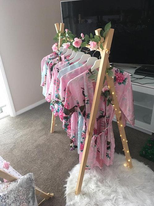 Satin Kimono Hire