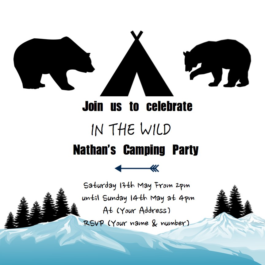 wild invite 2