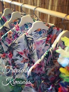 Kimono Hire for Sleepover Party