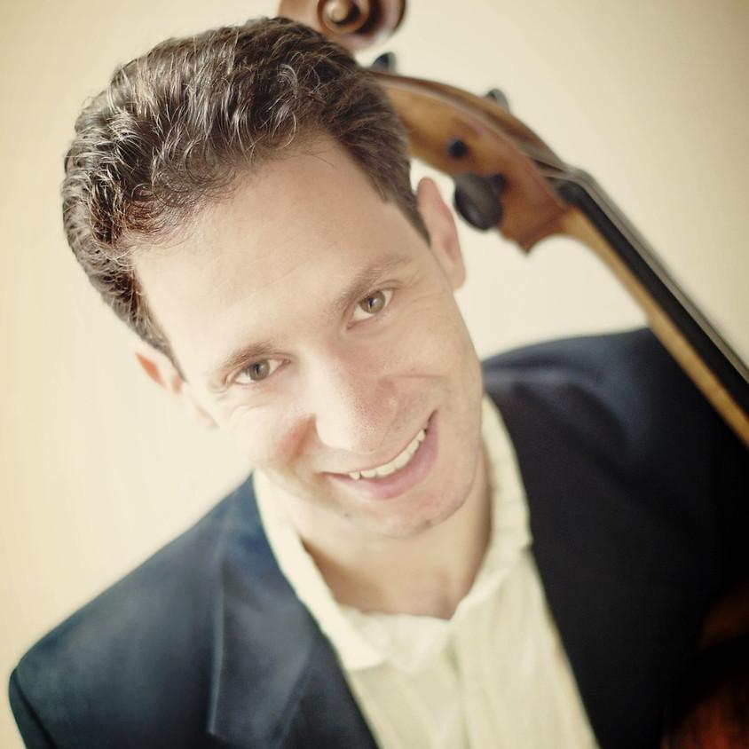 Cello Virtuoso Aron Zelkowicz