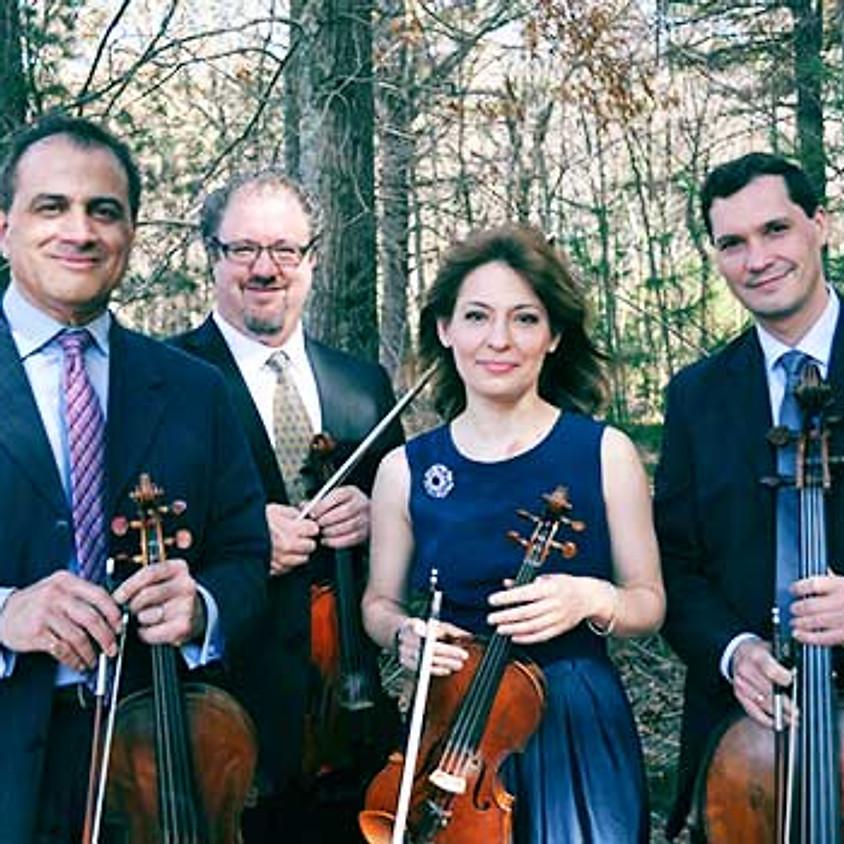 LiveARTS String Quartet