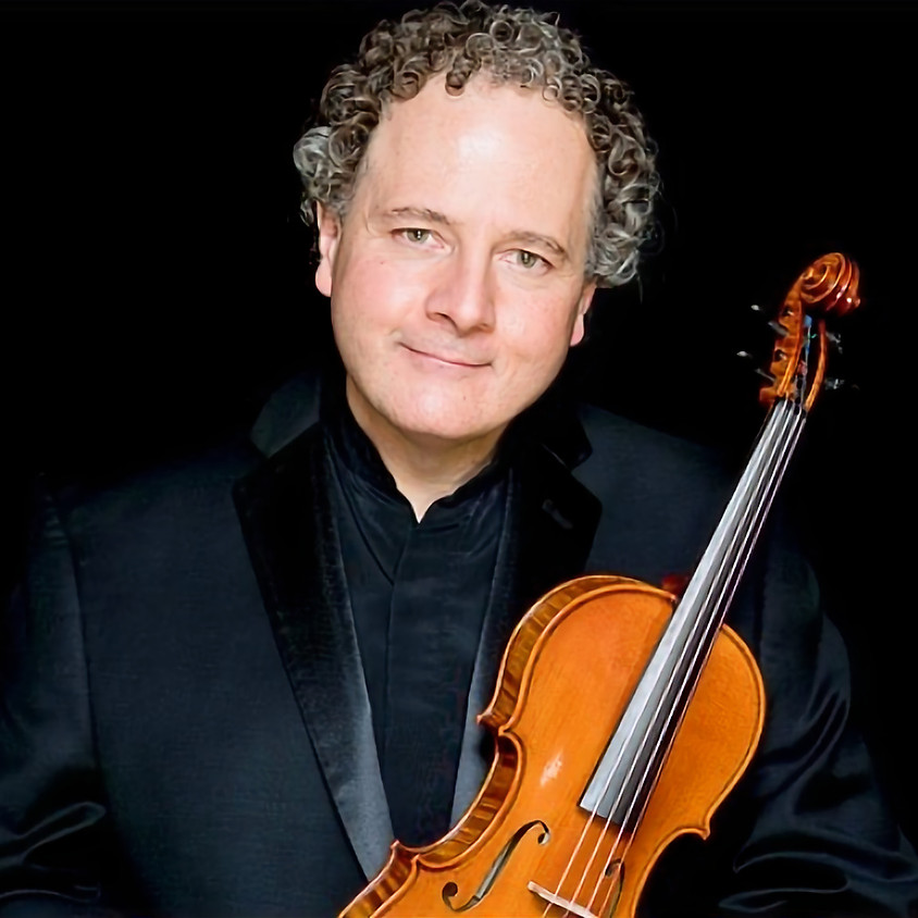 Special donation-based Zoom concert with Boston Symphony Orchestra violinist Victor Romanul!  Improved sound quality!