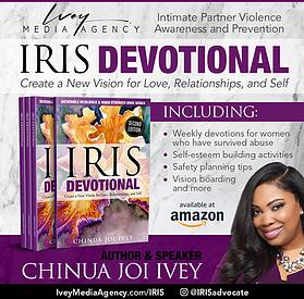 IRIS Devotional Promo Flyer.webp