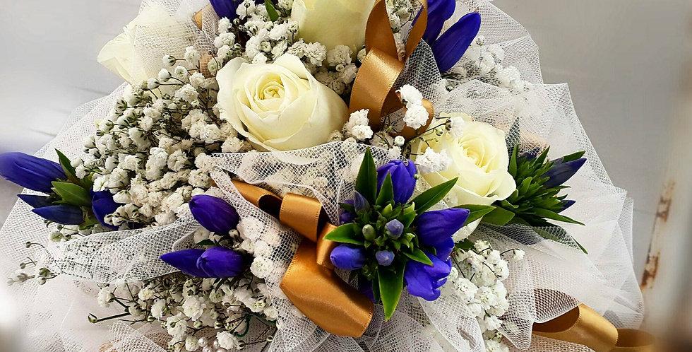 Bouquet nozze d'oro