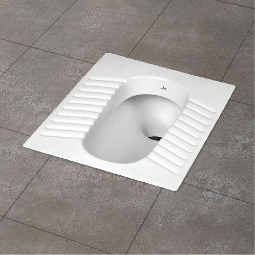 Indian toilet installation