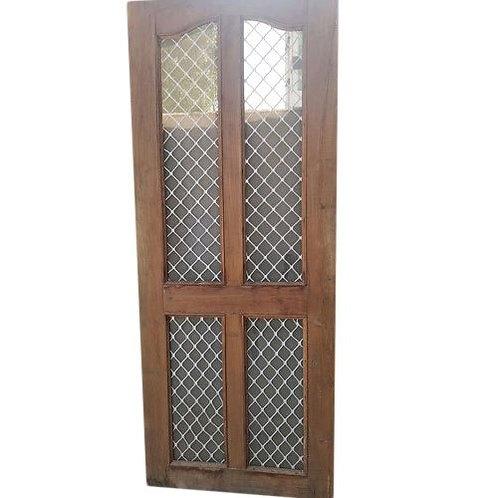 Mesh grill door installation( excludes replacement of mesh/jali, excludes metall