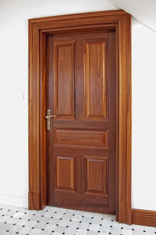 Wooden Door installation