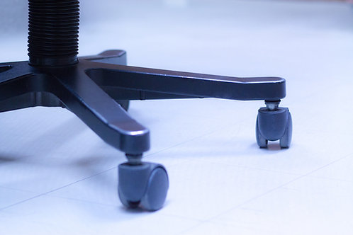 Table/ chairs wheels fittings (Includes up  to 4 wheels)