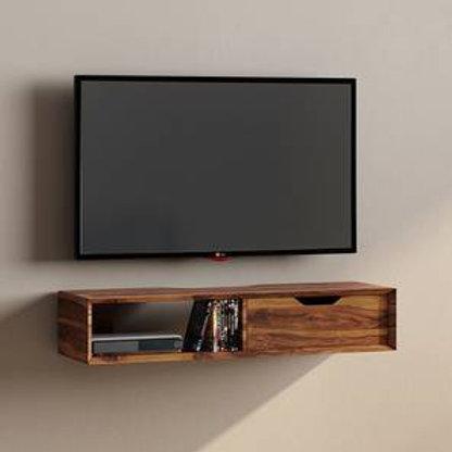 TV installation below 48 inch