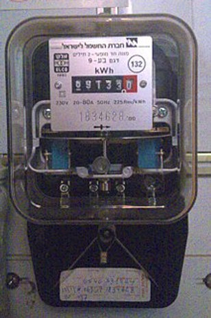 Sub meter installation ( wiring charge extra as per quotation)