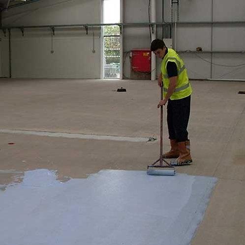 Applying of 2 coat of floor paint ( Emulation or Enamel Only)