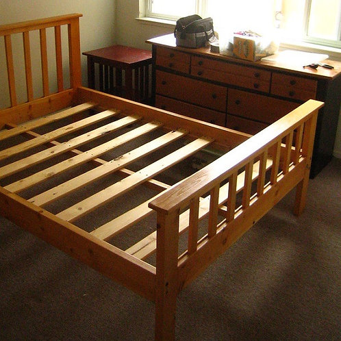 Bed assembly (bunk bed, hydraulic bed, storage bed rate 550.00 rs)