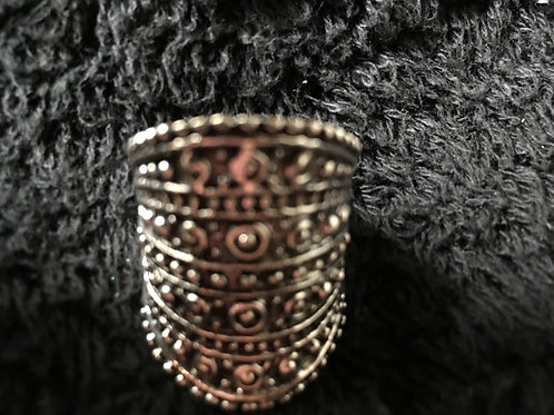 Medeival Ring (availble in Gold or Silver)