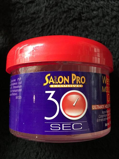 Salon Pro 30 Sec. Weave Molding