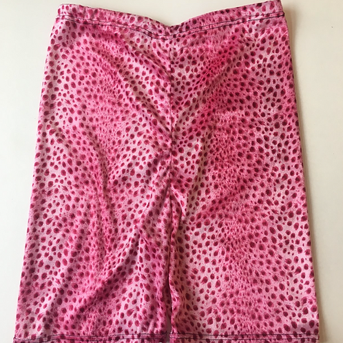 THATS SO.. PINK LEOPARD CYCLING SHORTS