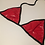 Thumbnail: THATS SO.. PERFECTLY PLASTIC RED BRA TOP