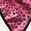 Thumbnail: THATS SO.. PINK LEOPARD SKIRT CO-ORD