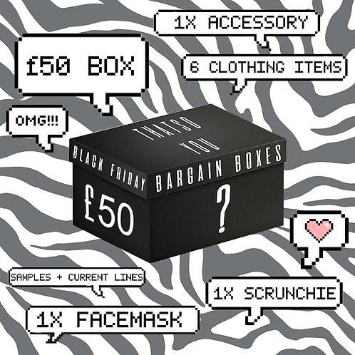 THATS SO.. YOU'S  £50 BARGAIN BOX