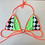 Thumbnail: THATS SO.. SQUARE N STEEL - CHECKED OUT IN HIGH VIZ BRA