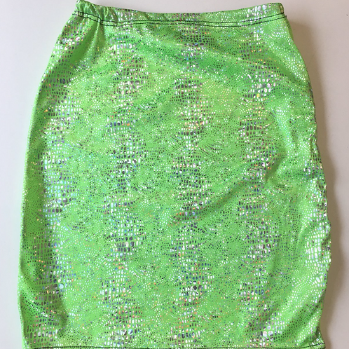 THATS SO.. SPARKLING CROC SKIRT