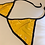 Thumbnail: THATS SO.. PERFECTLY PLASTIC YELLOW BRA TOP