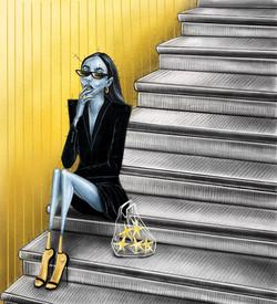 Stars stairs