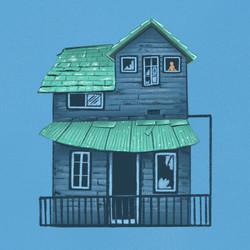 Casa bandonada