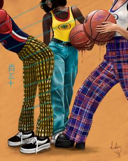 Basket girls