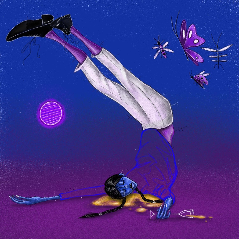 Muerte acrobática