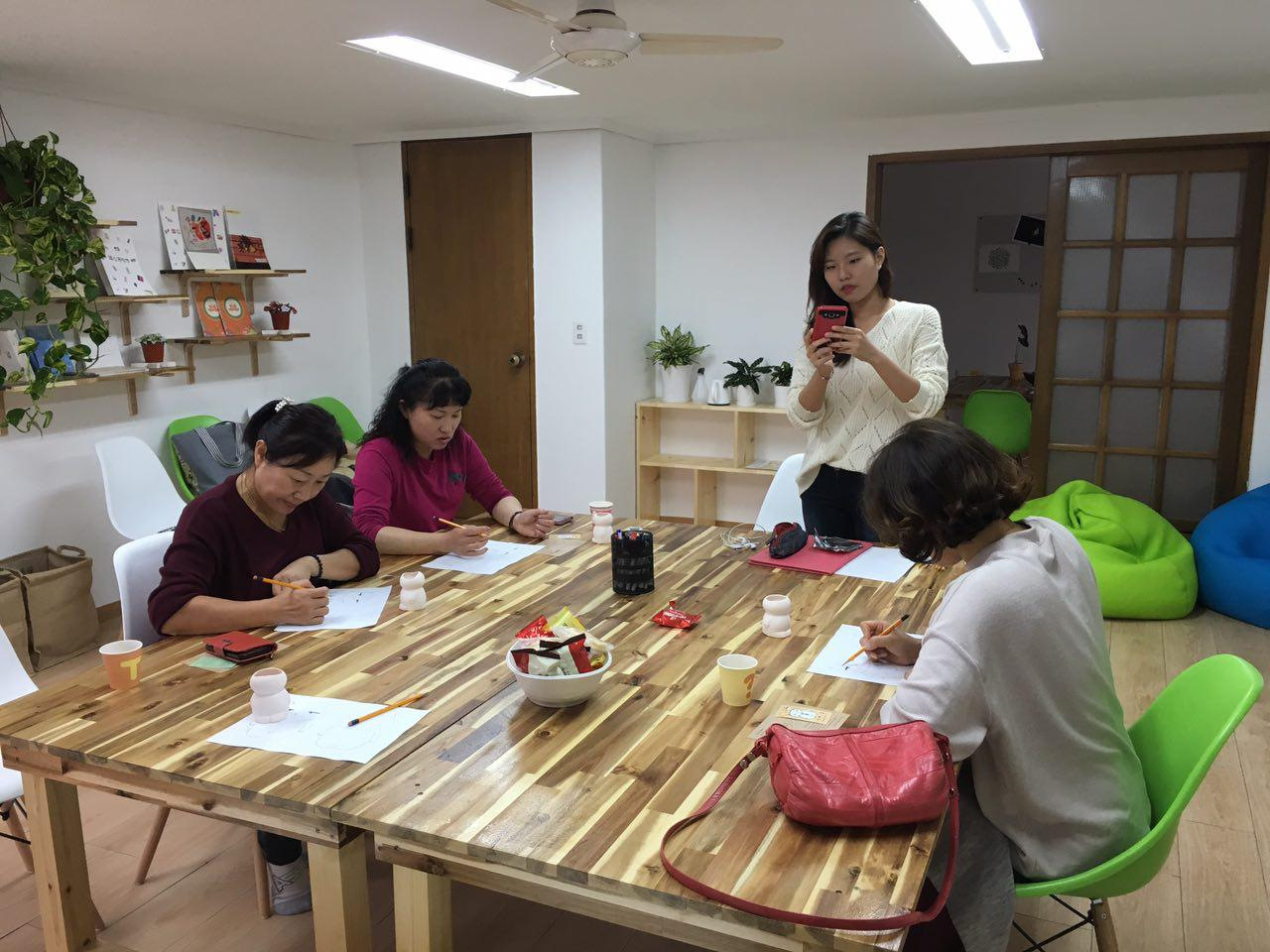 [2016] 평안한마실 생활공예 프로그램