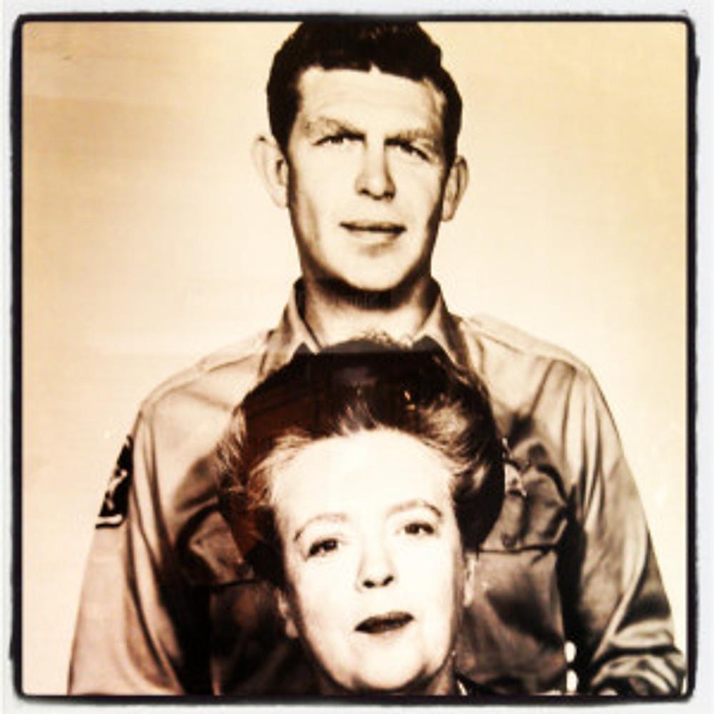 Andy & Aunt Bea