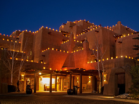 Santa Fe: it's all about the food, art, architecture and very friendly locals
