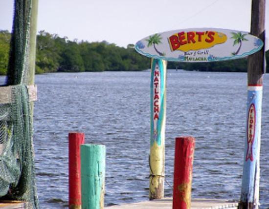Berts sign