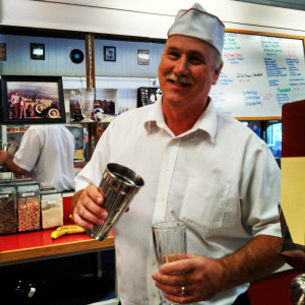David Ice Cream Shopppe