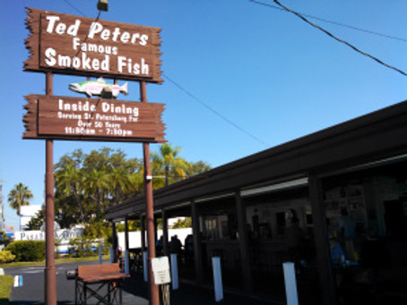 Something Fishy Happened…on Our Way to the Small Town of Tarpon Springs, FL