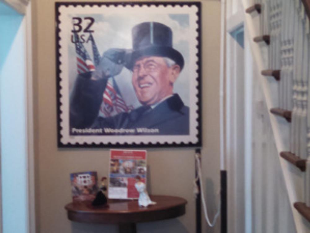 Wilson Stamp