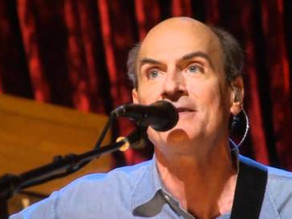 """James Taylor:""""Gone to Carolina…in my mind"""". Rorie & Bart: """"Went there&#8"""