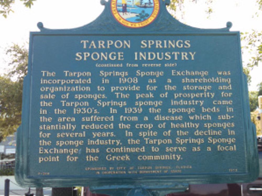 Historic Tarpon Springs