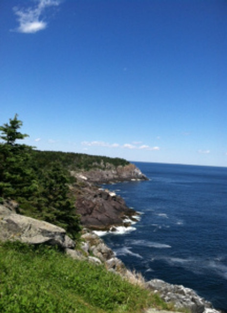 Another Bluff View