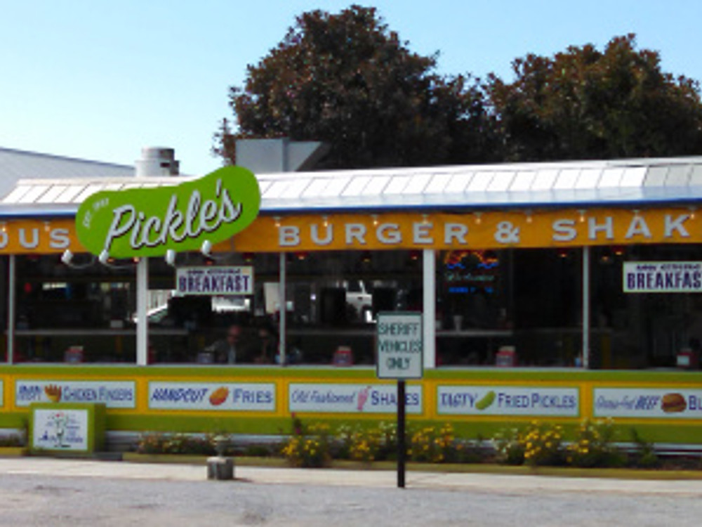Pickles Burger Joint