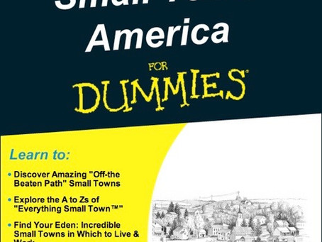 """Coming soon: """"Small Town America for Dummies"""""""