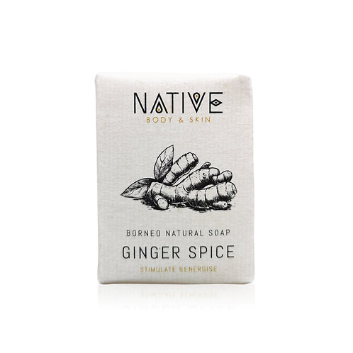 Ginger Spice Soap