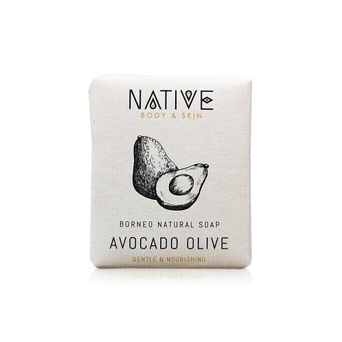 Avocado Olive Face Soap