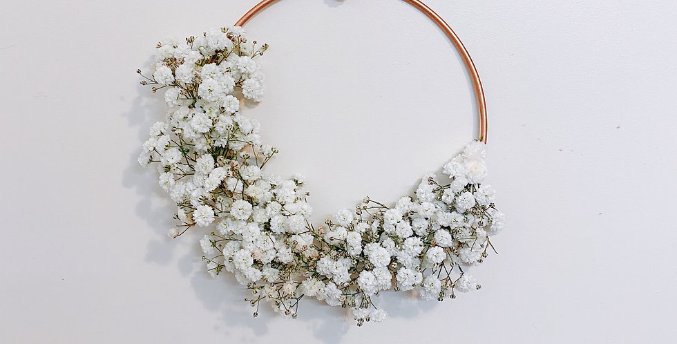 Couronne Baby gypso