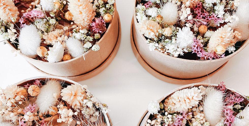 Boite fleurie