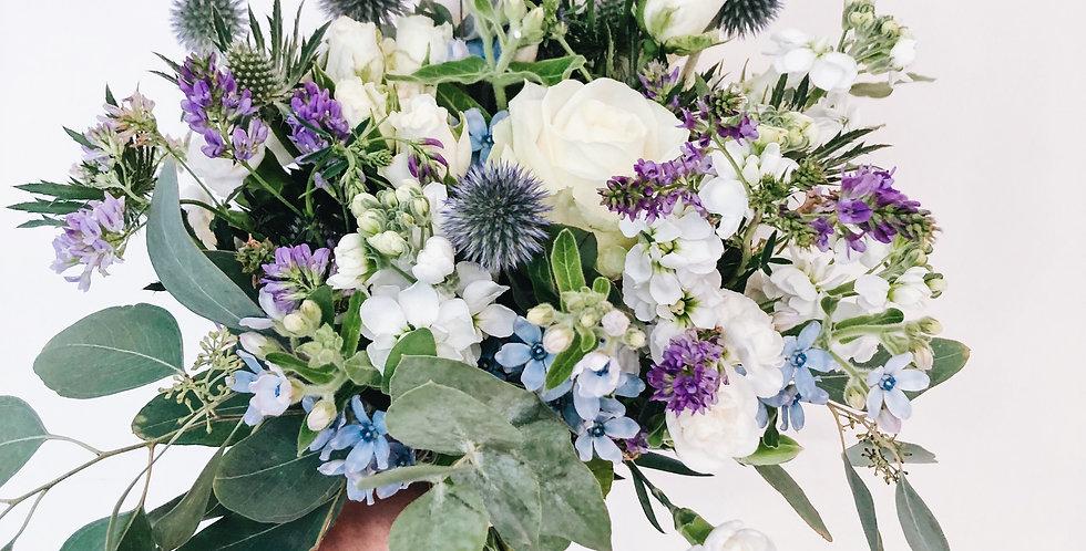 Bon cadeau fleurs fraiches 6 mois
